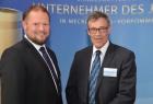 Klaus-Uwe Scheifler und Henner Willnow, IHK zu Schwerin