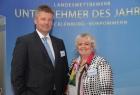 Christian Weiß, Rostock Business GmbH, und Gerlinde Müller, Hansestadt Rostock