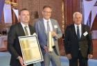 Preisträger Maik Osterloh und Knut Brinkmann 2015