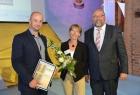 Finalisten Britta Fietkau und Mario Ulsperger 2015