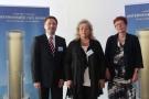 Ambulanter Lewitz Pflegedienst Birgit Rütz GmbH, Plate/Banzkow Frau Rütz, Herr Eichler, Frau Balzke