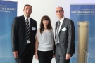 Richard F. Paymans, Claudia Fricke-Paymans, Jaap Tak, T & P Hotel GmbH & Co. KG, Greifswald