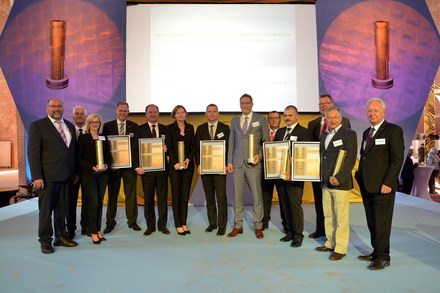 Preisträger Unternehmer des Jahres 2015