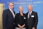 Hauptgeschäftsführer und Präsidium der IHK zu Schwerin