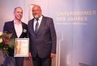 Eindrücke von der Preisverleihung zum Unternehmer des Jahres 2017
