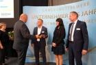 Eindrücke von der Preisverleihung zum Unternehmer des Jahres 2018