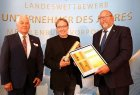 """Preisträger 2019 - Sven Thomsen – Geschäftsführer Bereich Kunststoffbau, H.O. Schlüter GmbH, Lübz / LK LUP (Kategorie """"Unternehmensentwicklung"""")"""