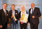 """Preisträger 2019 -  Sven Kiesow Geschäftsführer Owe Gluth GmbH, Neubrandenburg/LK MSE (Kategorie  """"Fachkräftesicherung und Familienfreundlichkeit"""")"""