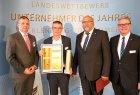 """Preisträger 2019 - Steffen Himstedt – Geschäftsführer Trebing & Himstedt Prozeßautomation GmbH & Co. KG, Schwerin (Kategorie """"Unternehmerpersönlichkeit"""")"""
