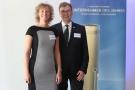 Dieter Gelzer und Diana Kaika, Cargill Deutschland GmbH Werk Malchin