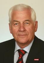 Peter Günther, Präsident der Arbeitsgemeinschaft der Handwerkskammern in Mecklenburg-Vorpommern